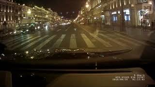 стритрейсер насмерть сбивает пожилую балерину Ольгу Искандерову