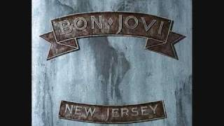 Born To Be My Baby - Bon Jovi - New Jersey