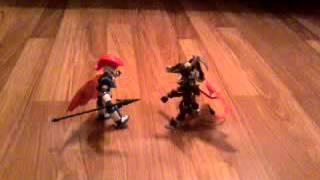 Lbx битвы маленьких гигантов(1)