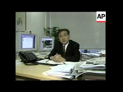 Economy falters, Nikkei down