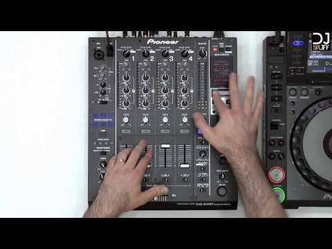 Démo Pioneer DJM-900SRT