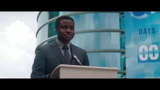 Adam Nmm spricht Dayo Okeniyi in Terminator Genisys