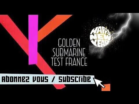 abonnez-vous golden submarine orpaillage  test france