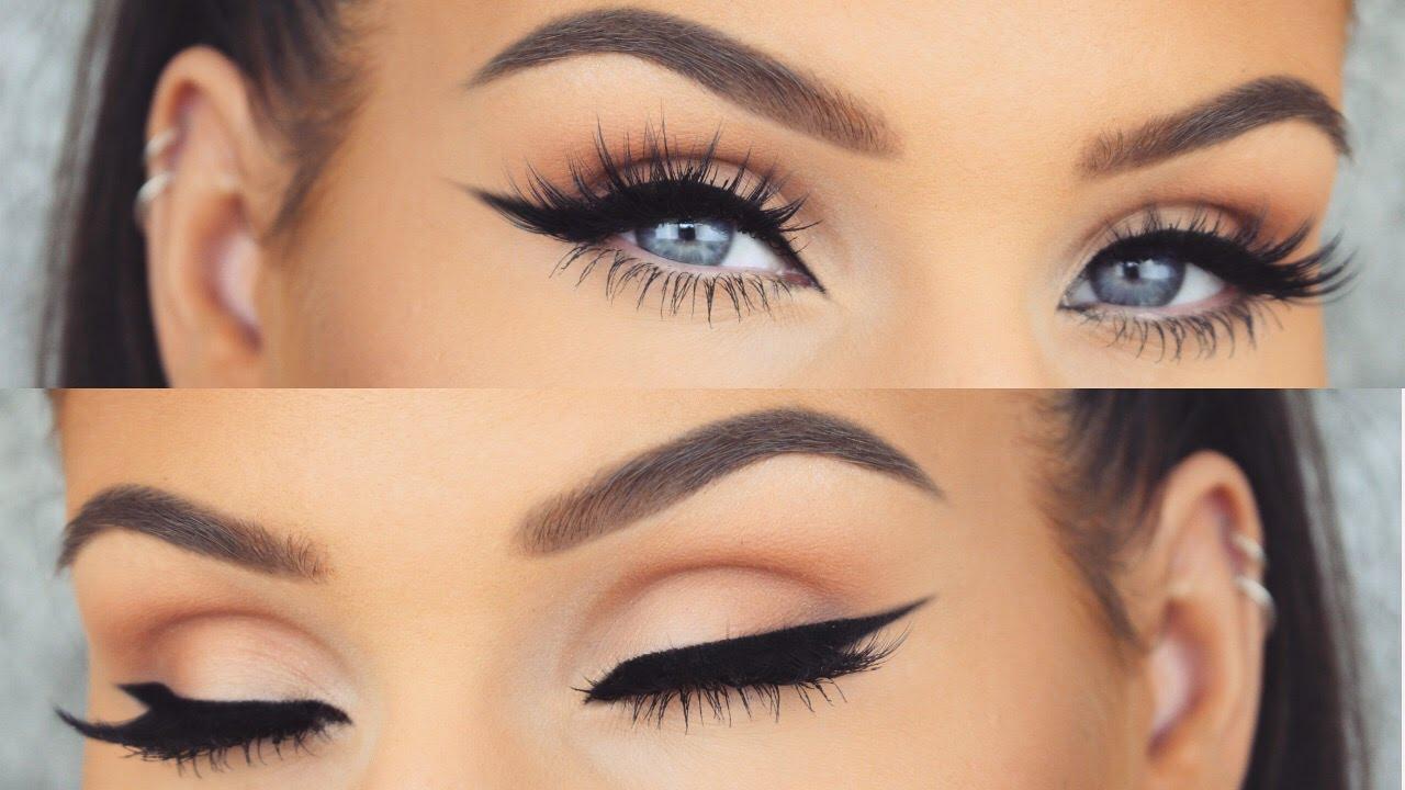 Imagini pentru eyeliner perfect