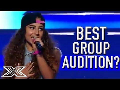 Best Group Audition Ever? Beatz On X Factor Australia! | X Factor Global