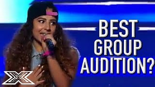 best group audition ever? beatz on x factor australia x factor global