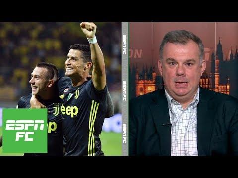 How concerning was Juventus' slow start vs. Frosinone?   ESPN FC