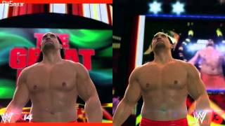 The Great Khali | WWE 2K14 and WWE 13 Entrance