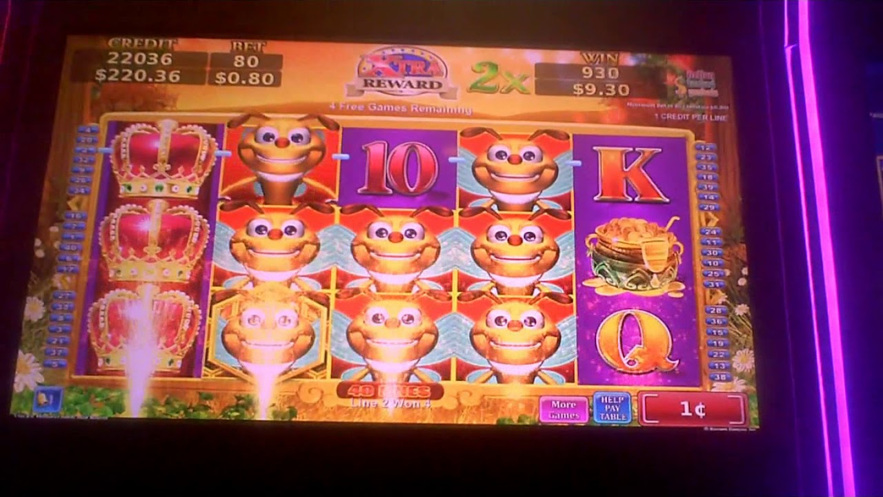 Lucky Hot Slot Machine