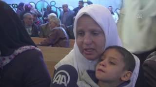 مصر العربية | وقفة في غزة تضامناً مع المعتقلين في سجون إسرائيل