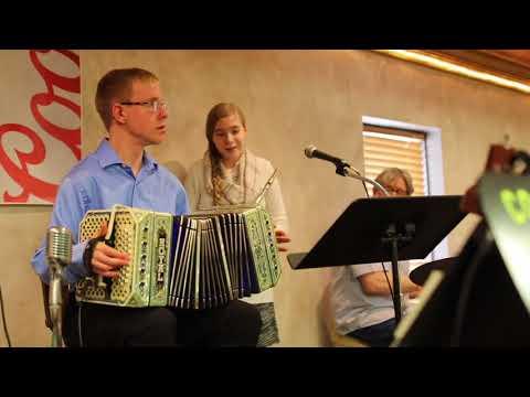 Milwaukee Polka - Josh Eidsor - Master Concertinist
