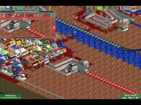 How to Kill People on Rollercoaster Tycoon 2
