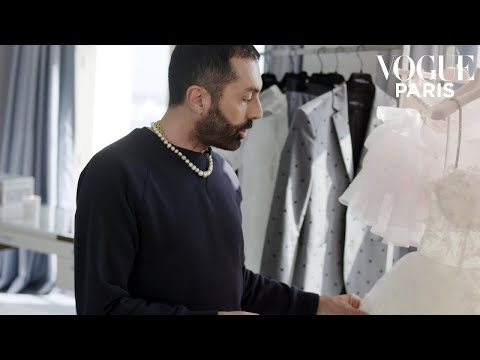 Giambattista Valli presents his new collection for H&M | Vogue Paris