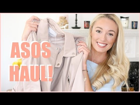 ASOS HAUL & TRY ON   |   Autumn 2016    |    Fashion Mumblr