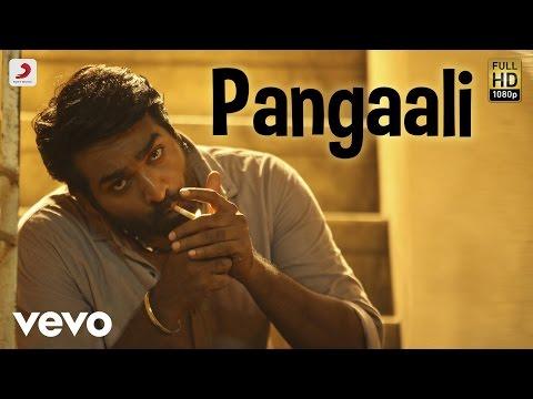 Kadhalum Kadanthu Pogum - Pangaali Lyric | Vijay Sethupathi | Santhosh Narayanan