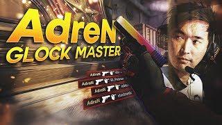 Adren Glock MASTER! (feat. dev1ce, neo, xantares & more!)