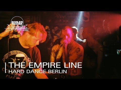 The Empire Line | Boiler Room x Herrensauna