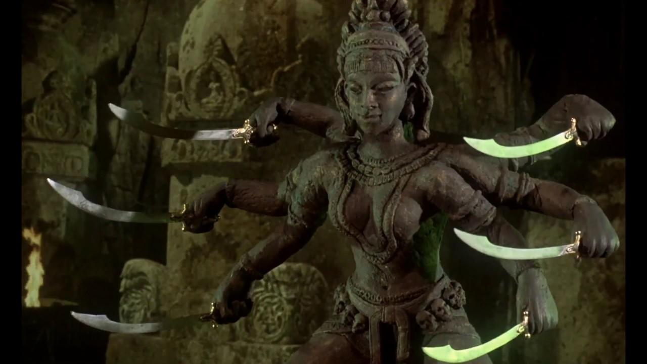 "Kali (Shiva) of ""Sinbad"" / Stop motion animation"