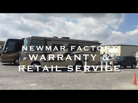 Newmar Warranty and Customer Service - Our Experiences with