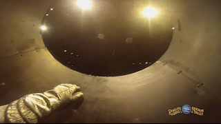 Human Cannonball GoPro Footage