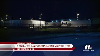 Indianapolis Mass Shooting