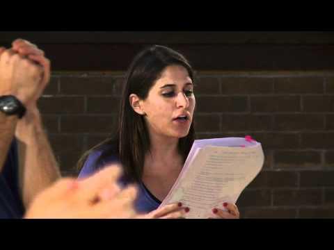 Glinda Audition - Cast - Optimistic Voices