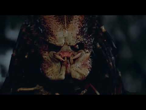 You're One Ugly Motherfucker! (Predator 1987) HD