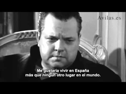 Orson Welles - Avila