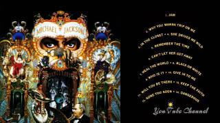 10 Give in to me - Michael Jackson - Dangerous [HD]