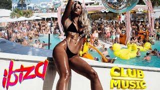 КЛУБНЯК 2019 🔥 Классная Клубная Музыка Ibiza Party 2019