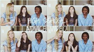 High School Advice Video! | ZaraForever Thumbnail