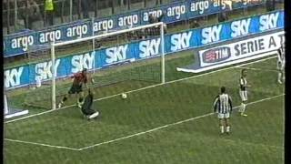 Serie A 2004/2005: AC Milan vs Udinese 3-1 - 2005.01.16