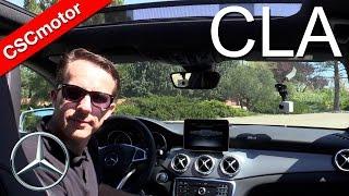 Mercedes-Benz CLA - 2017 | Prueba en carretera