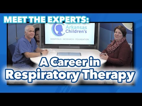 Meet The Experts: A Career In Respiratory Therapy