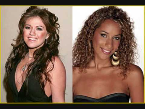 Kelly Clarkson & Leona LewisA moment like this  Duet