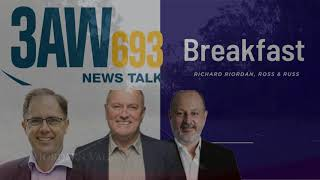 Richard Riordan MP - Listen to 3AW Breakfast discussing a #Schoolies led Tourism Revival.