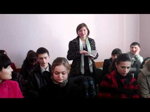 Curaj.TV - Prezentarea școlilor din Fălești