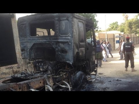 Nigeria attack: Boko Haram terrorist attack leaves scores dead