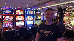 🔴 LIVE Slots @ Agua Caliente Casino 🎰 Rancho Mirage Palm Springs