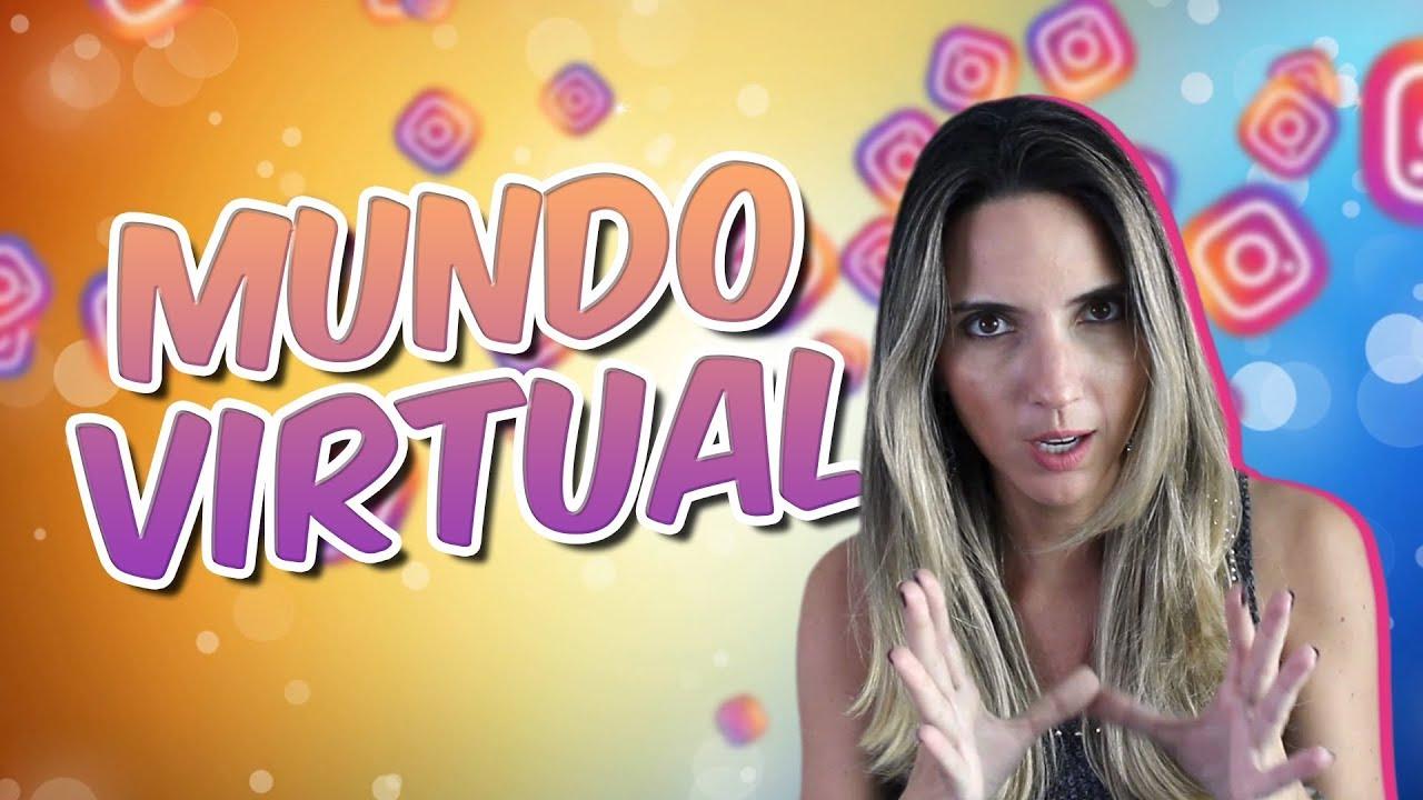 Mundo virtual vs mundo real - YouTube