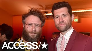 Watch 'The Lion King's' Seth Rogen and Billy Eichner Record 'Hakuna Matata'