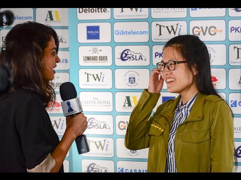 Hou Yifan Masterclass - Tradewise Gibraltar Chess Festival 2017