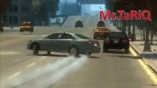 تحدي هجوله بين GTA IV vs LFS Drifting 3