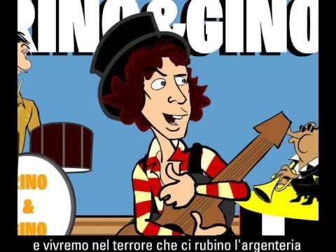 Nun te reggae più - Rino  e Gino il pollo