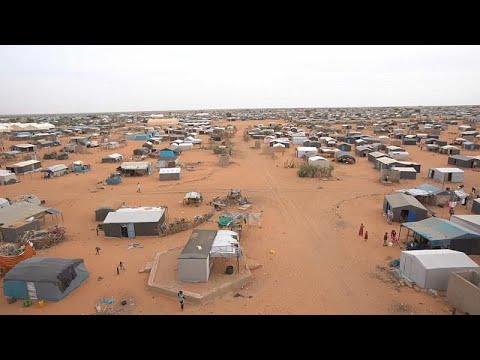 Le camp de réfugiés de Mbera en Mauritanie a besoin d'aide