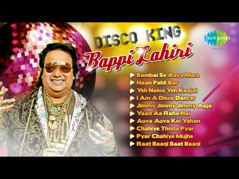 Bappi Lahiri Hit Songs | Bambai Se Aaya Mera Dost | HD Songs Jukebox