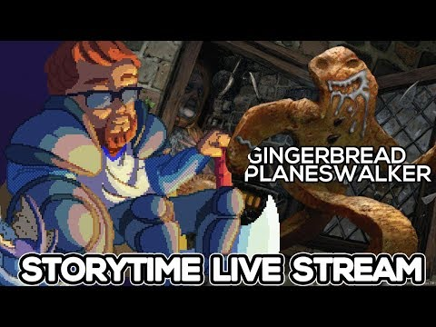GINGERBREAD PLANESWALKER?! New Creature Type and SDCC Alternate Art | Story Time Live