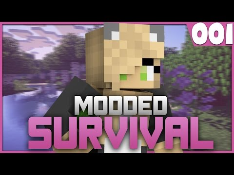 Minecraft: Modded Survival -Episode 1- I'm Married?
