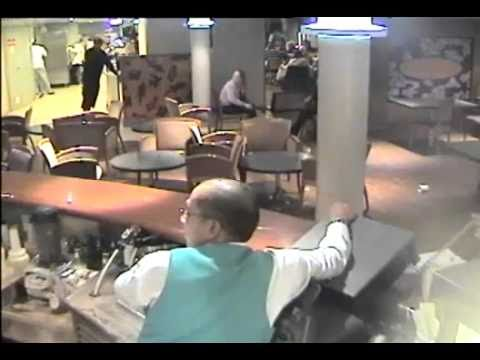 Cruise Ship Pacific Sun Hit By Tropical Storm CCTV 7 Min Version