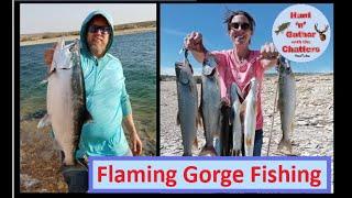 Flaming Gorge Fishing 2021